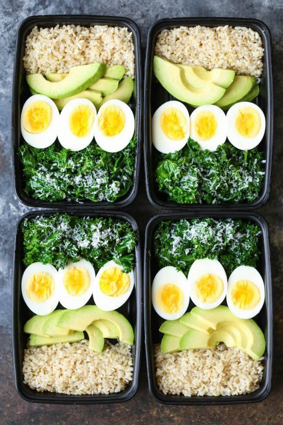 aesthetiiiic #fitness diet clean eating Meal Prep Breakfast: 17 Make-Ahead Optio... -  aesthetiiiic...
