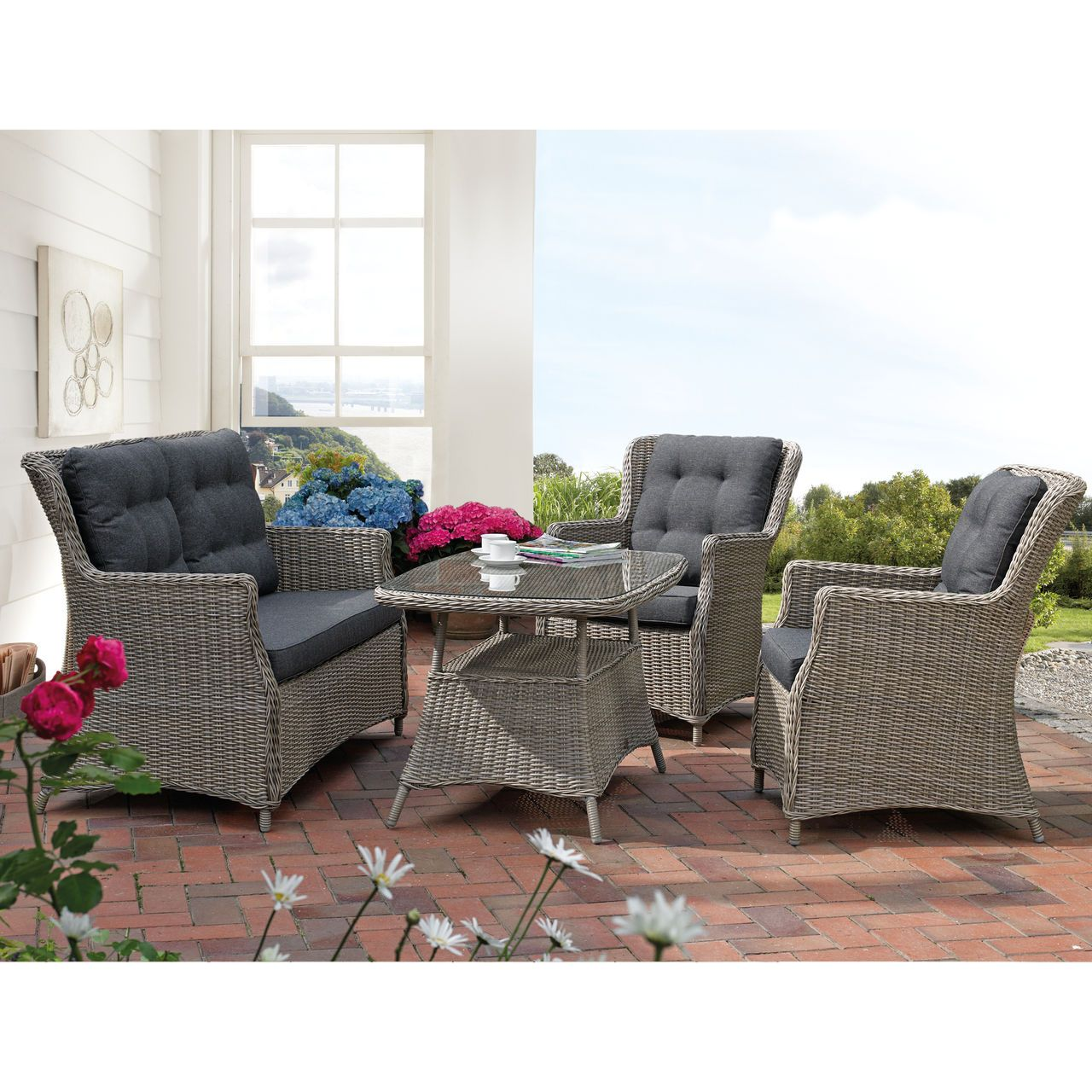 Perfect Lounge M bel f r den Garten