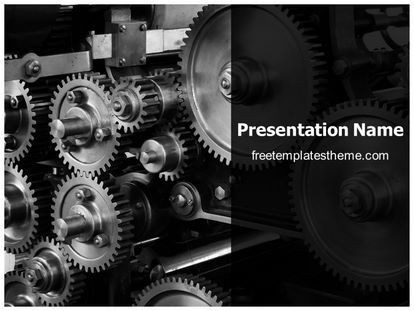 Download free industrial machine gears powerpoint template download free industrial machine gears powerpoint template for your toneelgroepblik Image collections