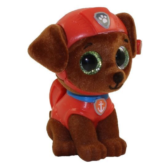 6f9d4dbeb01 Beanie Boos - Mini Boos Collectible Paw Patrol OPENED Zuma
