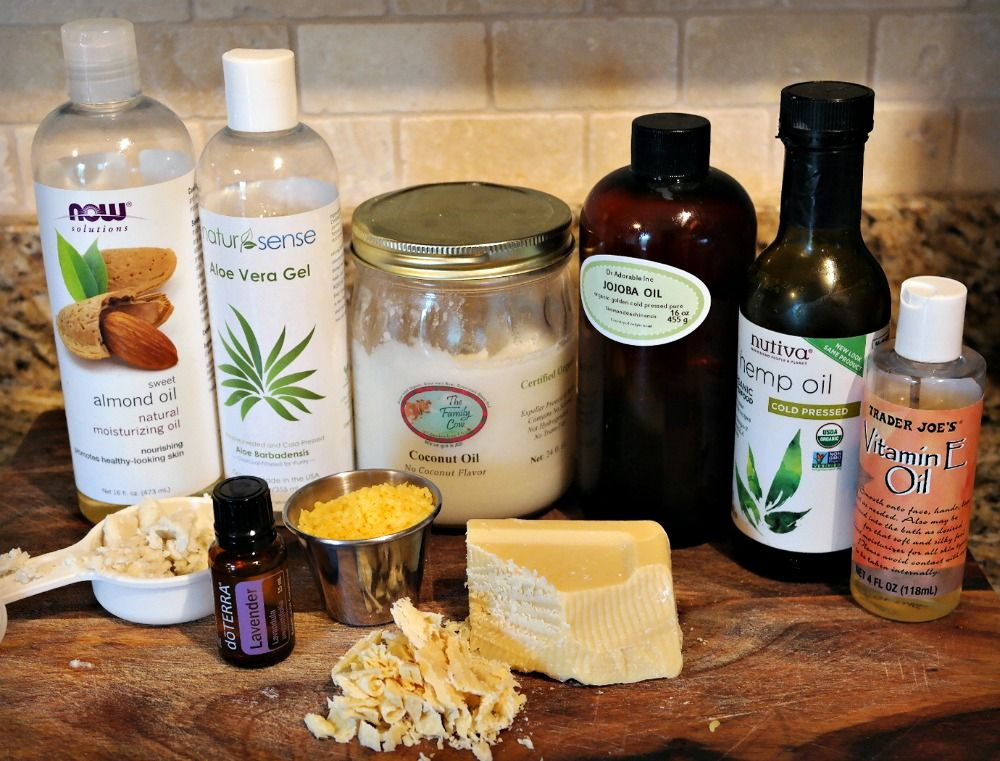 DIY Natural Sunscreen Recipes