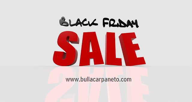 Bulla Carpaneto: 💝 Black Friday 2016 💝