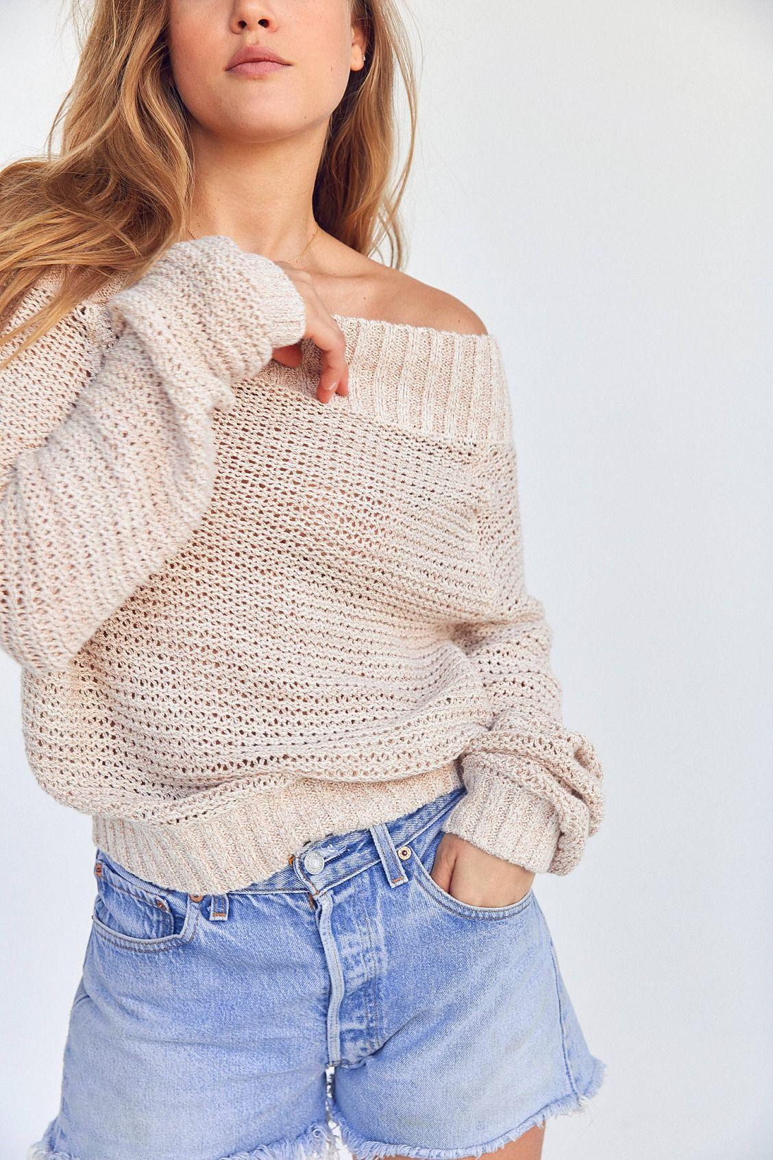 b05c73a52b Kimchi Blue Kelli Off-The-Shoulder Sweater | New Arrivals | Sweaters ...