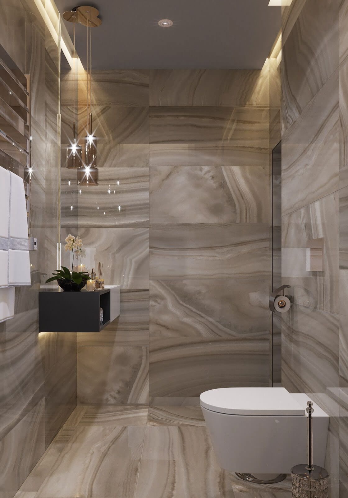 Modern Apartment Moscow Russia On Behance Basement Bathroom