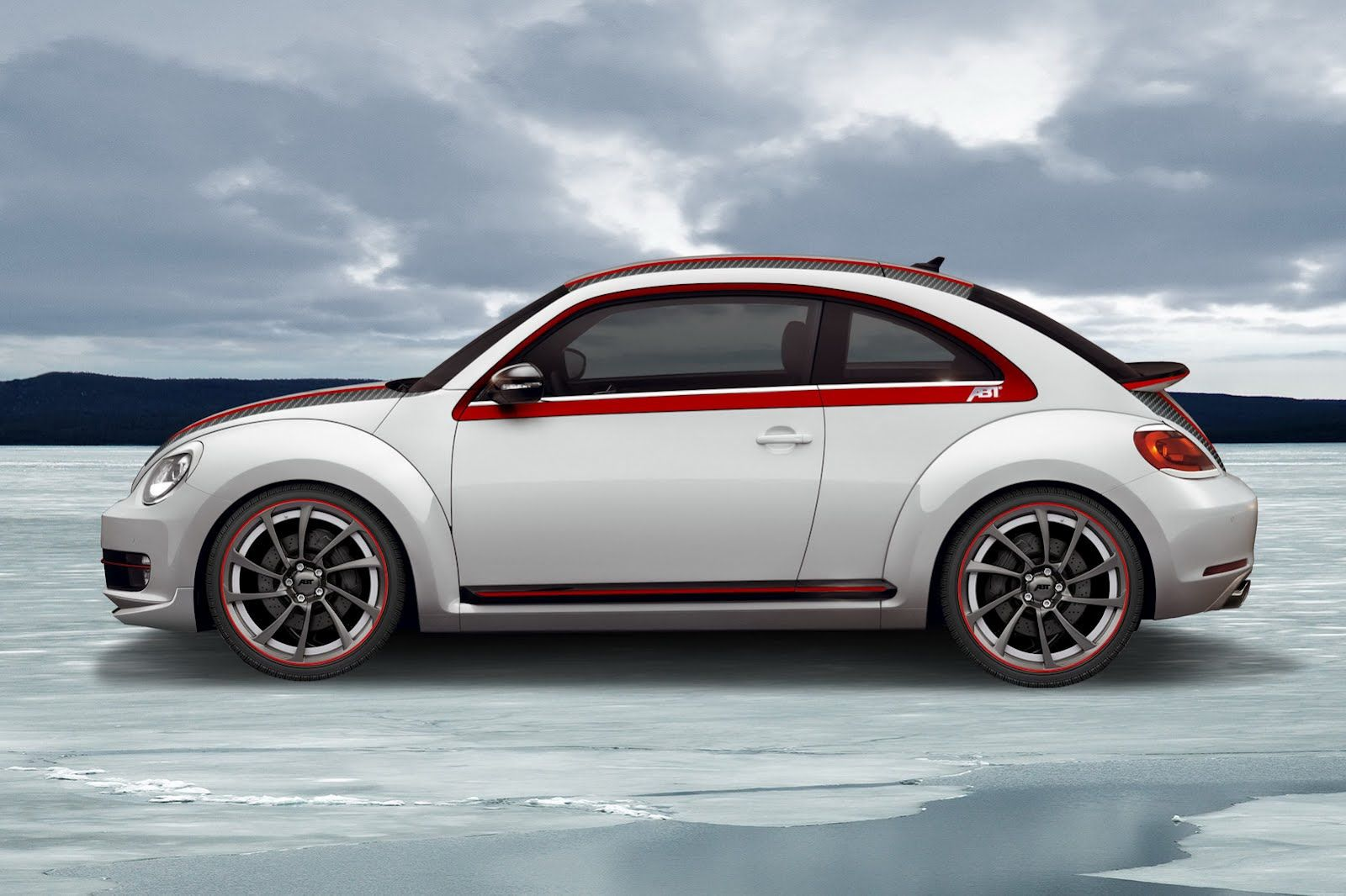 Abt Launches Tuning Program For New 2012 Volkswagen Beetle Carscoops In 2020 Volkswagen Beetle Volkswagen New Beetle Volkswagen