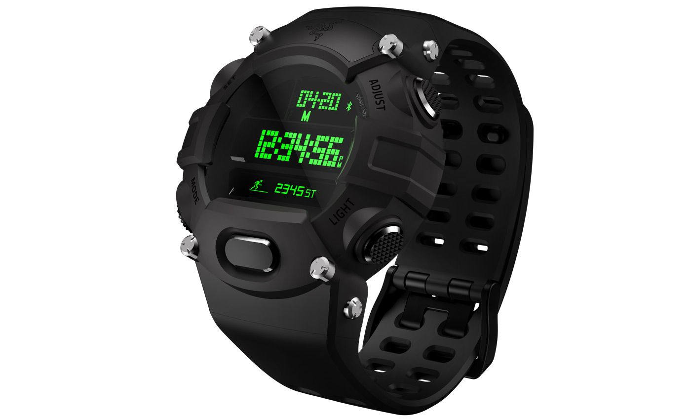 Razers First Smartwatch Is Mostly Meant For Fitness Razer Wildcat Gaming Controller Xbox One Rz06 01390100 R3m1 Experiments With Wearable Tech Had