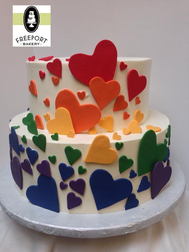 Tremendous Made At Freeport Bakery Sacramento Ca Cake Decorating Birthday Cards Printable Inklcafe Filternl