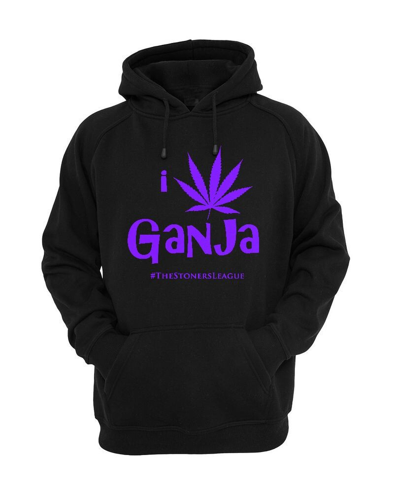 I Love Ganja www.TheStonersLeague.com go and orders yours fast! #TheStonersLeague NYTrendingFashion Weed StonerNation StonerApparel StonerClothing Stoner High StayHigh Maryjuana NYC TheStonersLeague Love Hippie 420