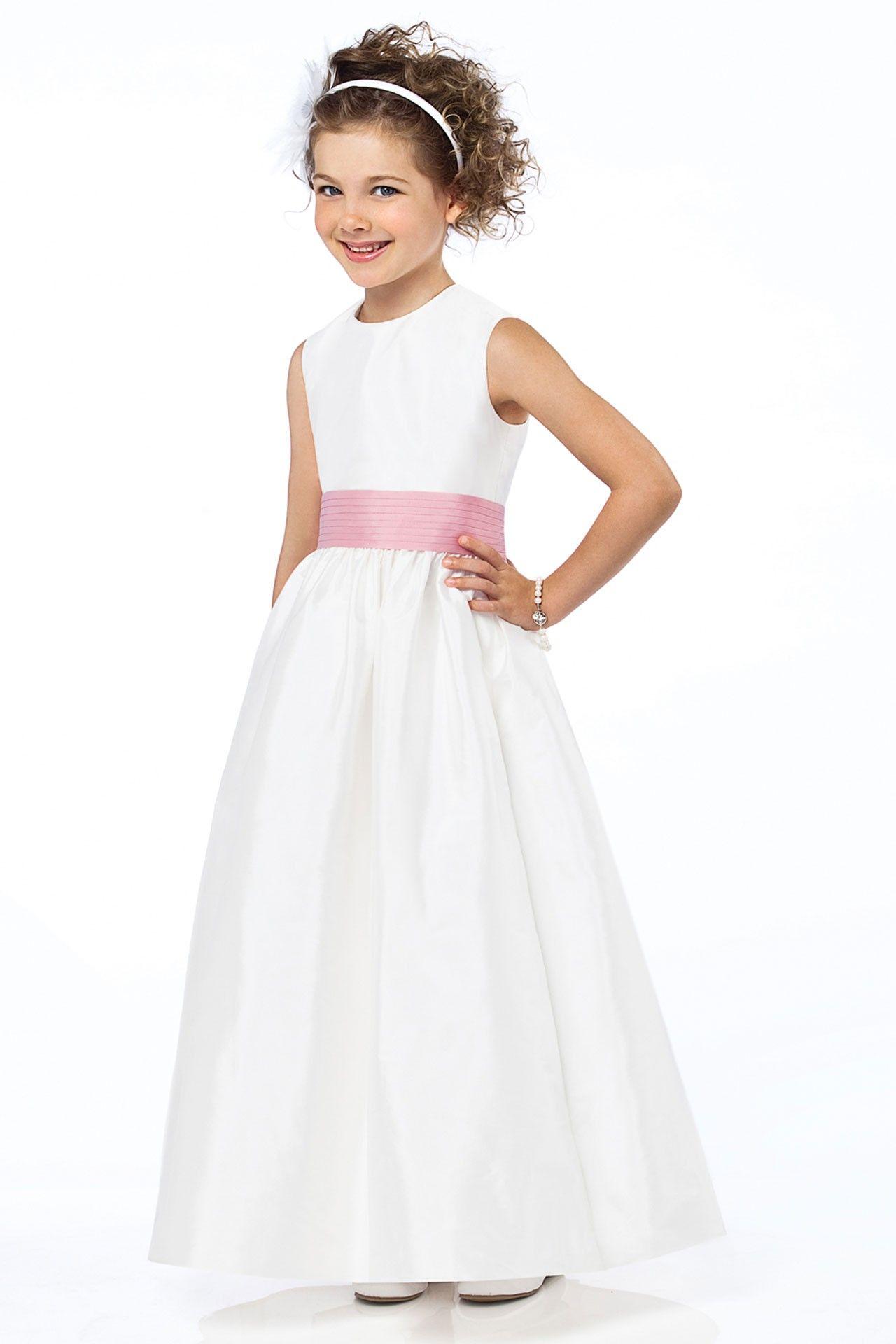 Flower girl dresses u page boy outfits bridesmagazine