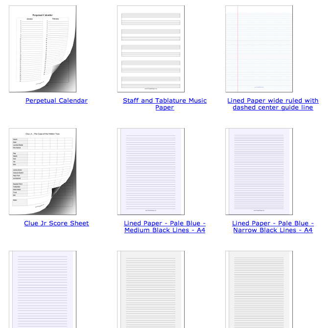 Free Downloadable PdfS  Perfect For Annotating With A Pdf