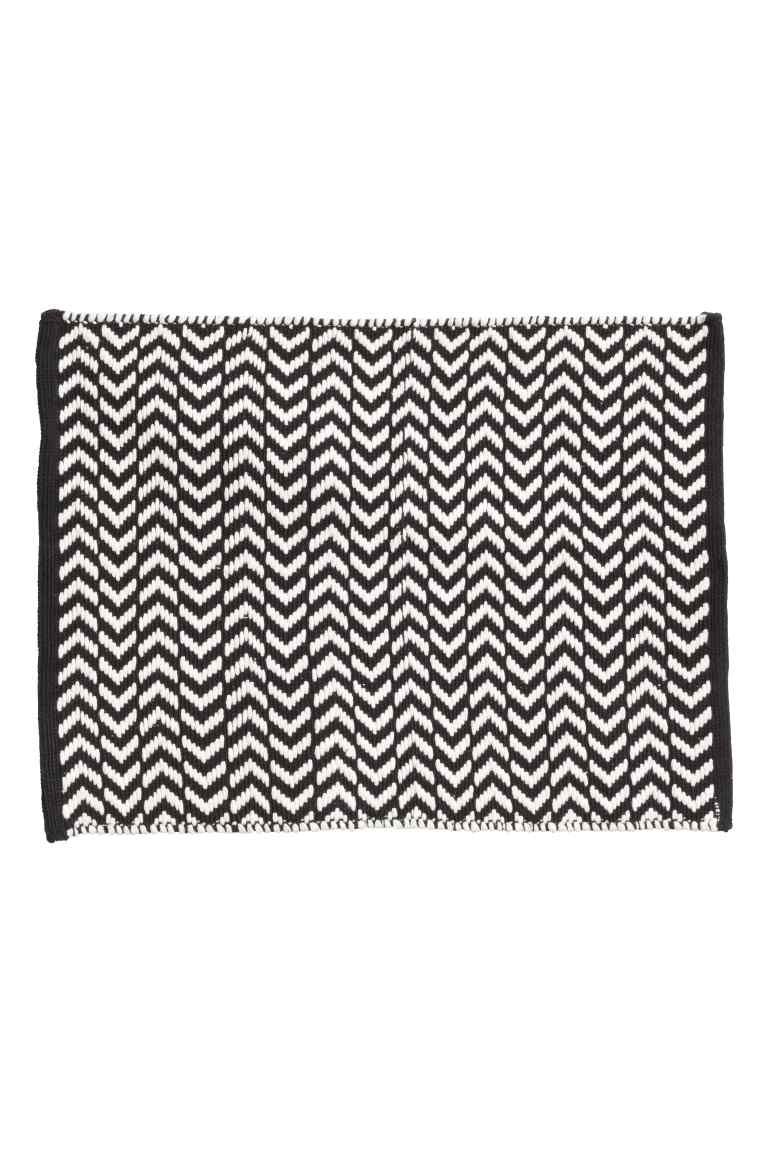 Jacquard Weave Bath Mat With Images Rug Shopping Bath Mat