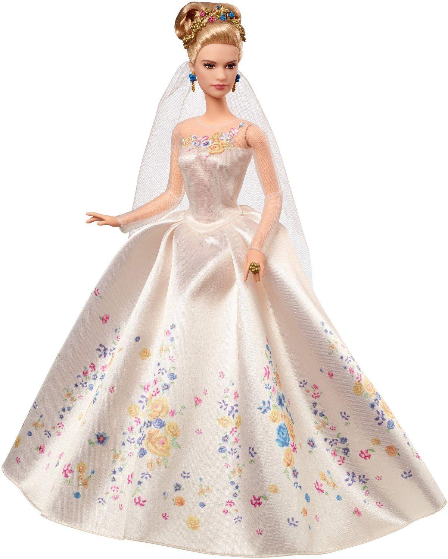 Mattel Disney Princess CGT55 - Hochzeitskleid Cinderella | Barbie ...