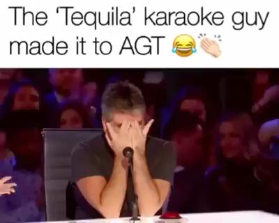 Tequila Karaoke #bestkaraokemachine
