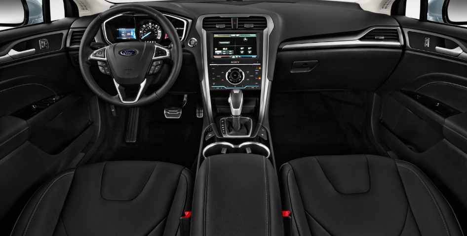 2018 Ford Edge Interior Ford Edge Ford Fusion Ford