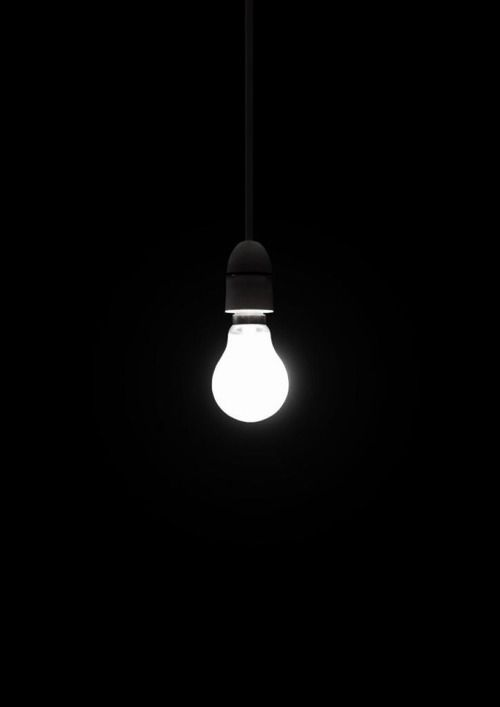 Be The Light In A Dark Room