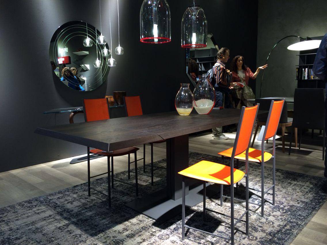 Moa casa tavolo allungabile elvis wood drive cattelan for Ginardi arredamenti