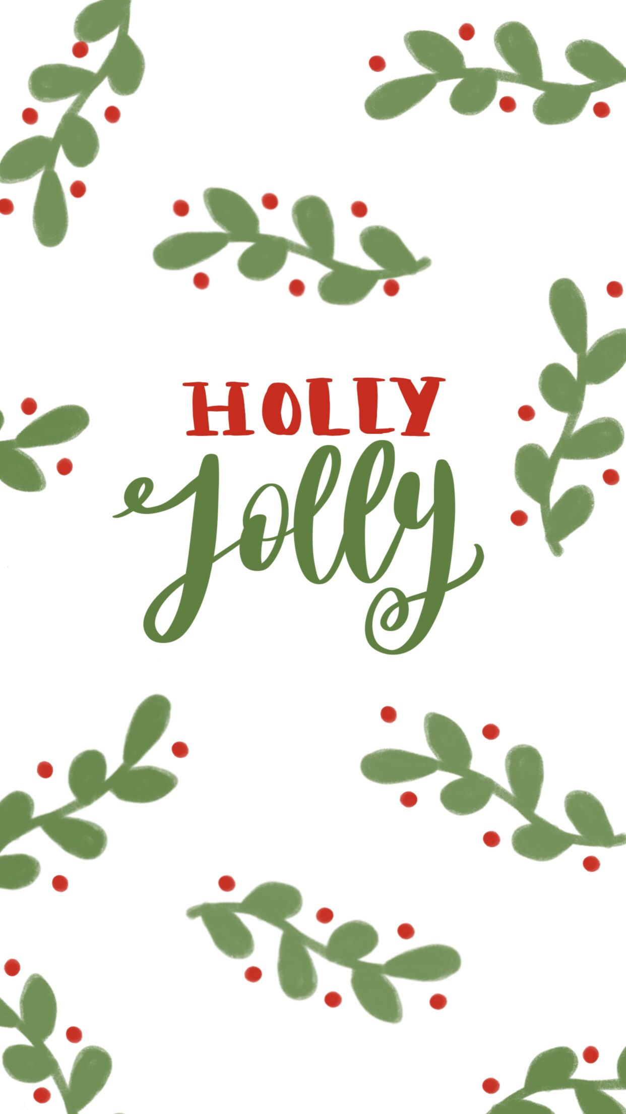 Free Iphone Wallpaper Quote Holly Jolly Christmas Free Iphone Wallpaper Free Iphone Wallpaper Quotes Free Iphone