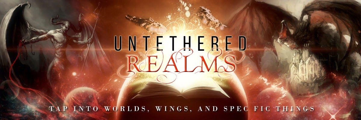 Untethered Realms: 100 Followers #Giveaway