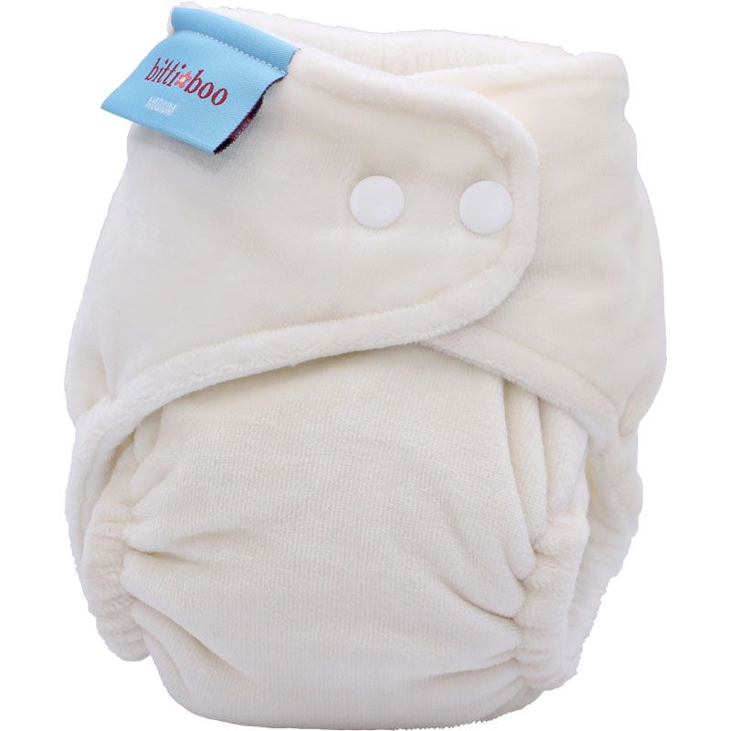 This Bitti Boo night nappy is an incredibly absorbent and super trim fitted…