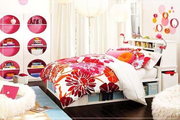 Best 30 Dream Interior Design Teenage Girls Bedroom Ideas 400 x 300