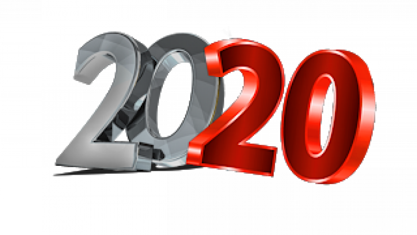 Pin by Oye Be Smartest on 2020 Happy New Year Text PNG