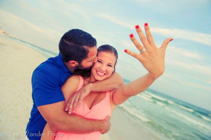Proposal on Orange Beach