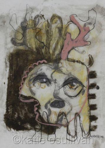 antler trek by Katie O'Sullivan
