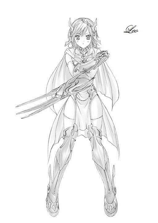 Resultado De Imagen Para Anime Angel Dibujo Vampire