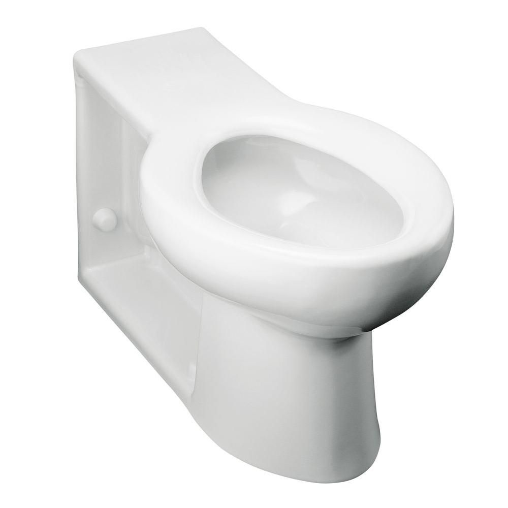 Kohler Anglesey Elongated Toilet Bowl Only With Integral Seat In