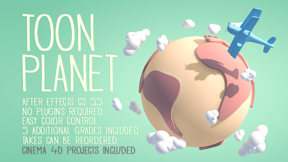 Toon planet agency candy cartoon earth globe landscape map toon planet by krikkit this is an after effects template of the cartoon look planet animation perfect for tv presentations explanation video trave gumiabroncs Image collections