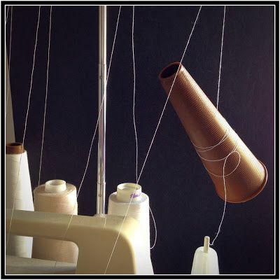 All strung up...