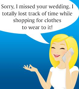 Check Out These Genuinely Good Excuses For Not Attending A Wedding