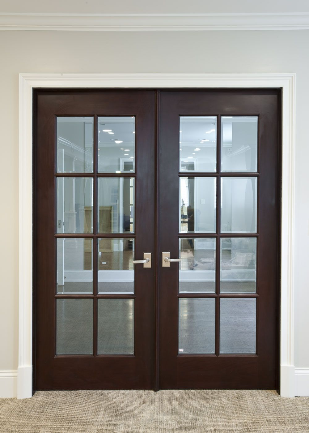 Interior doors double - Custom Mahogany Interior Doors Our Custom Mahogany Door From Doors For Builders May Be The Right Choice Leading Supplier Of Custom Mahogany Solid Wood