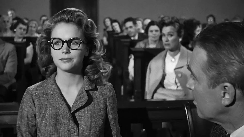 Lee Remick - Anatomy of a Murder(1959) | Lee Remick | Pinterest