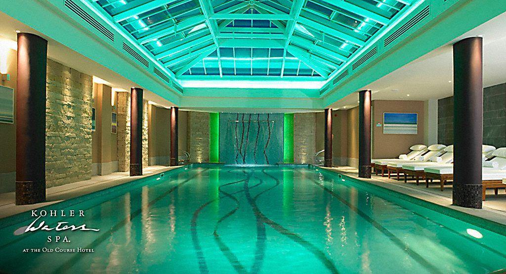 Http Www Oldcoursehotel Co Uk Scotland Hotels Best Spa Hotel