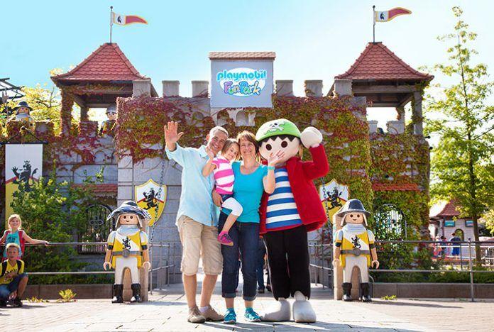 Der Sommer Im Playmobil Funpark Reisen Playmobil Sommer