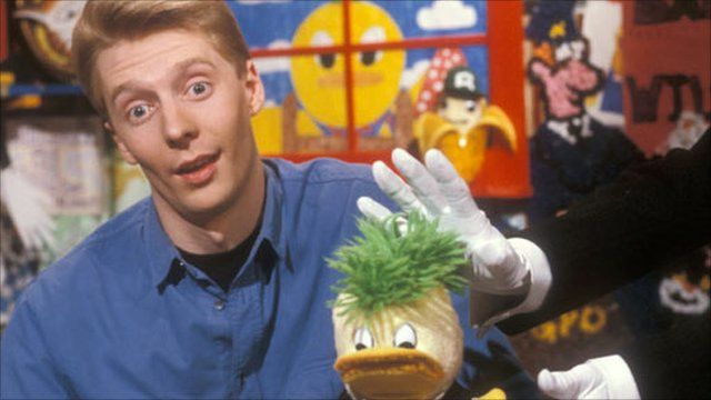 BBC opens broom cupboard archive   Telly   ,   90s childhood