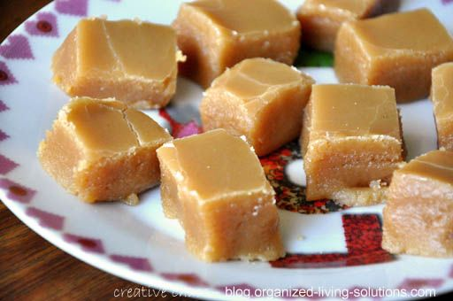 organized living solutions: Fudge
