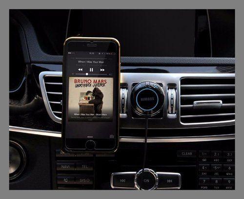 A Bluetooth car kit