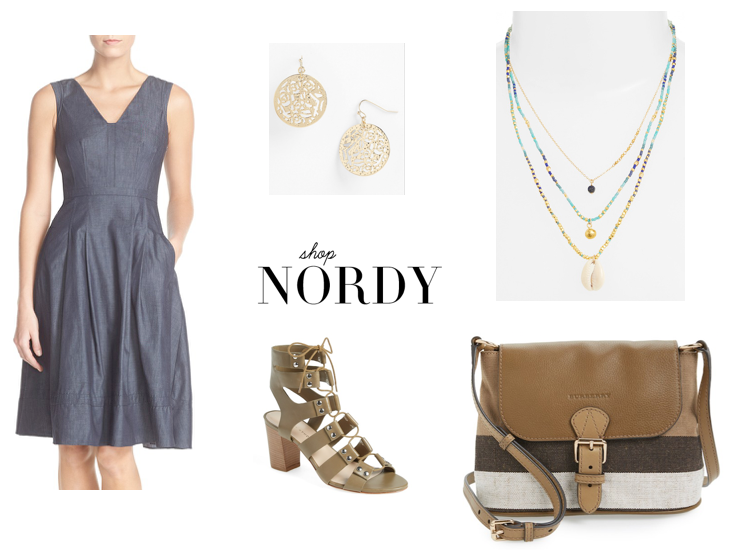 'The Pretty Dress Look Put Together - Shop Nordy