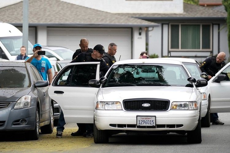 Police Id Gilroy Garlic Festival Shooter As Santino William Legan Victims Include 2 Children Los Angeles Times Gilroy Gilroy Garlic Garlic Festival
