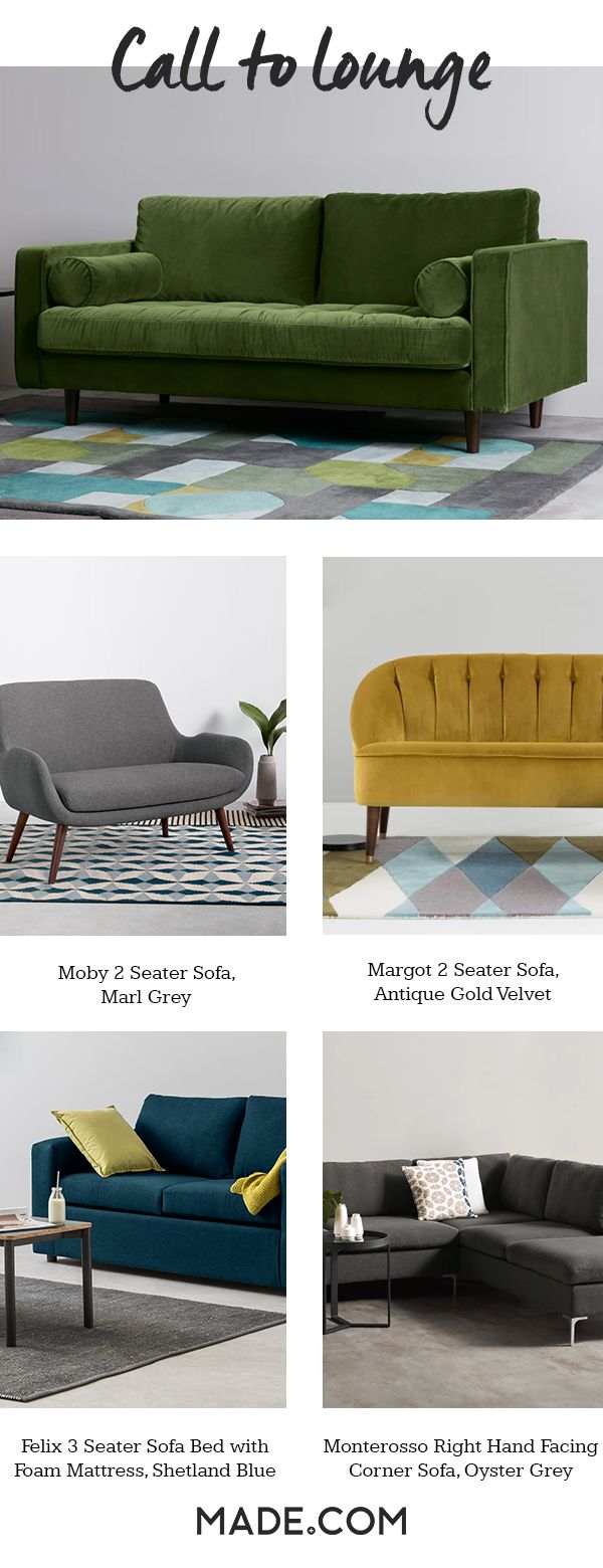 Get your sofa from the high street? Nah. Get a beautifully crafted ...
