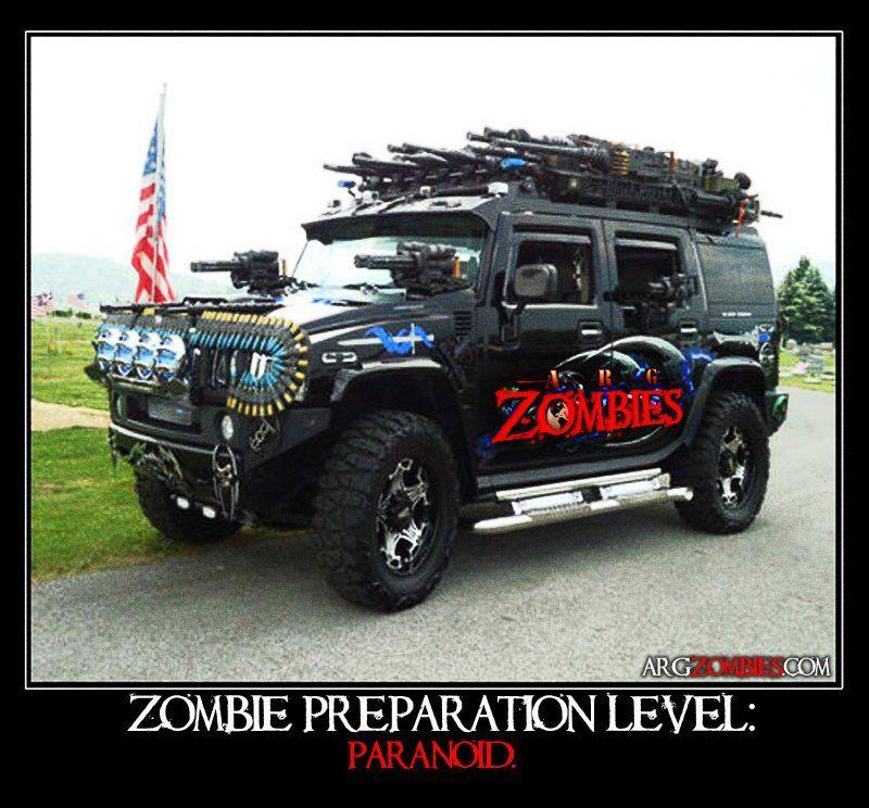 Zombie Outbreak Response Team (Cumming, GA