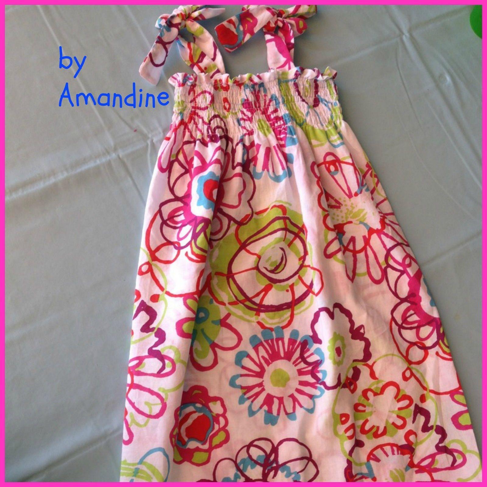 tuto robe smocks liberty robes fille pinterest tuto couture enfant et robe enfant. Black Bedroom Furniture Sets. Home Design Ideas