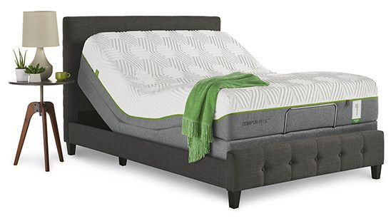 The Tempur Flex Supreme Is A Perfect Pairing Of Faster Adapting Comfort And Pressure Relief Plus A Plush C Mattress Buying King Mattress Mattress Buying Guide