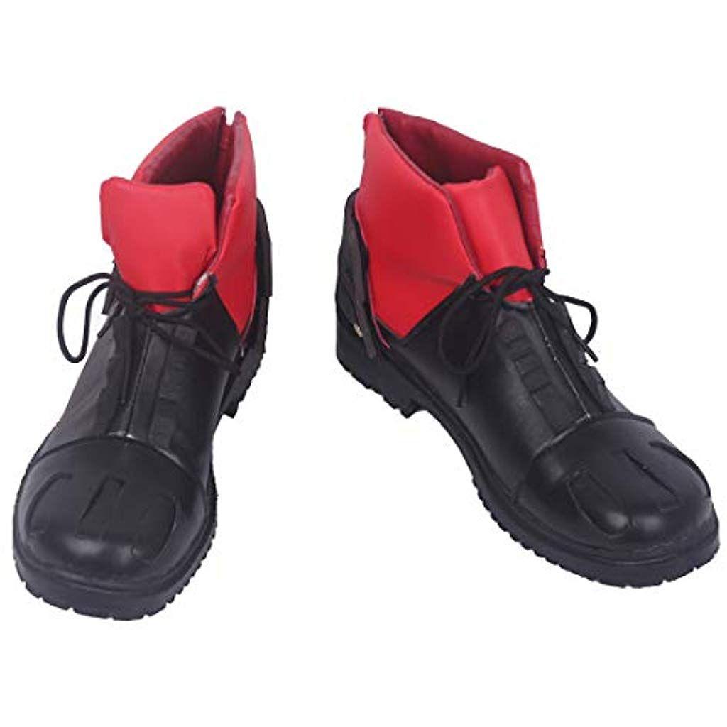 a2acd2eaa2 My Hero Academia Midoriya Izuku New Shoes Deku Black-red Fighting Boots  Cosplay Halloween #footwear #footweardeutsch #footwearshop  #footwearinnovationlab ...