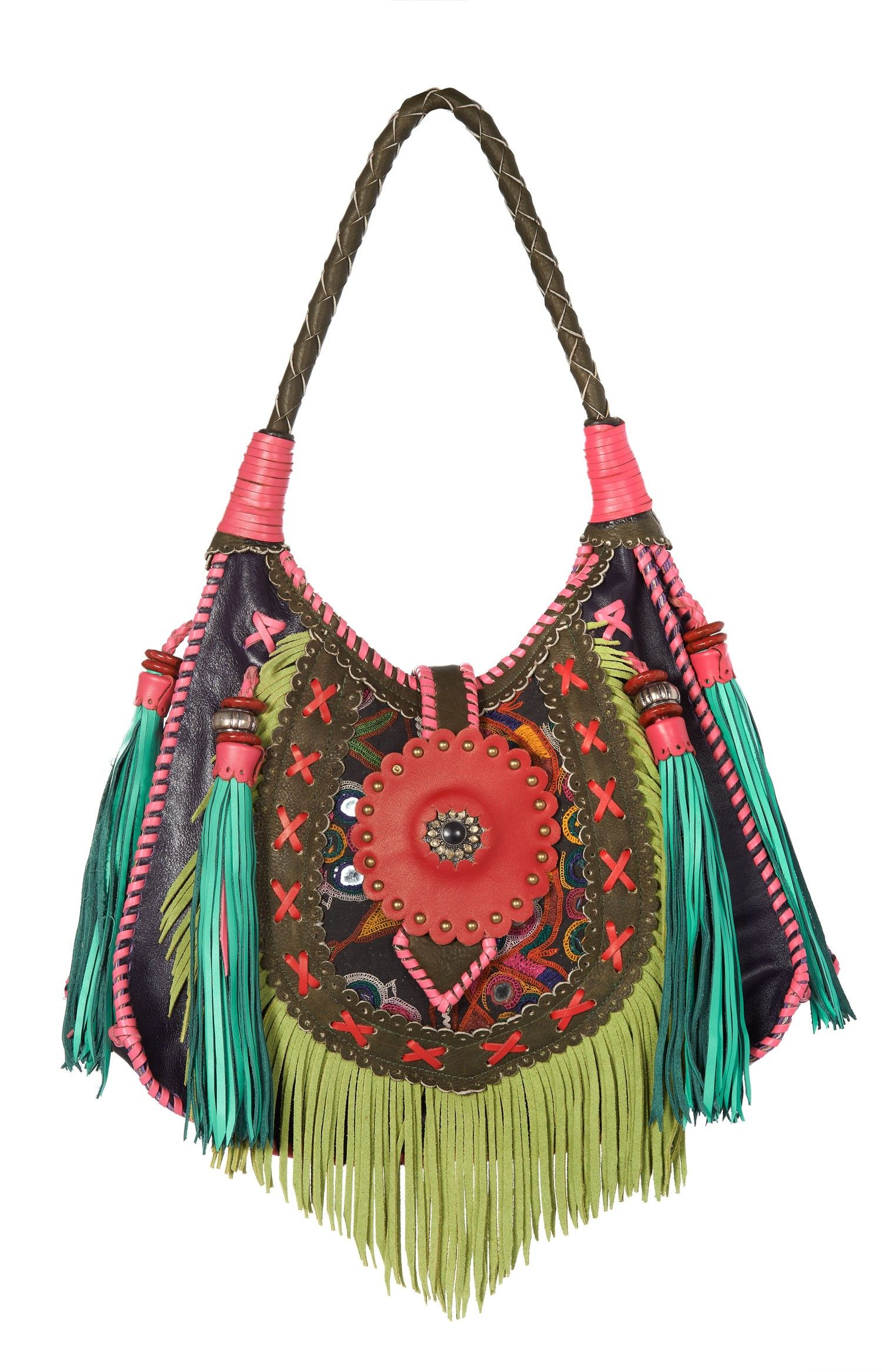 9655d8344b World Family Ibiza boho bag