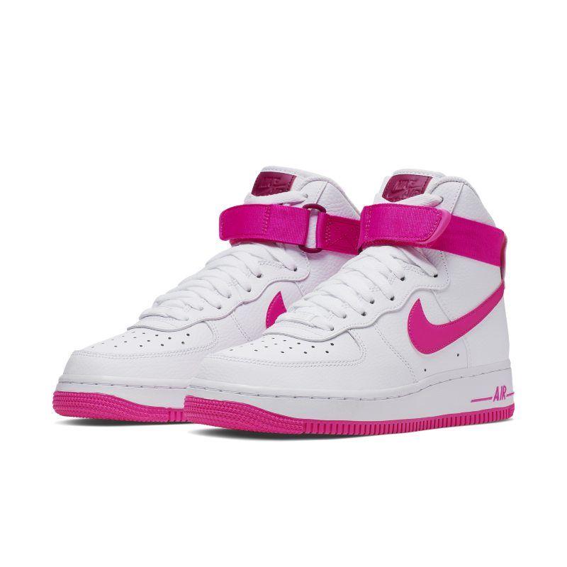 Nike Air Force 1 High 08 LE Women's Shoe White | Womens