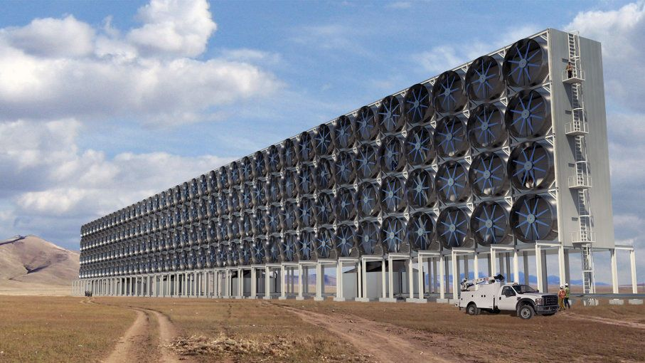 Carbon Capture To Fuel Is Almost Here Howstuffworks Energy Art Capture Carbon