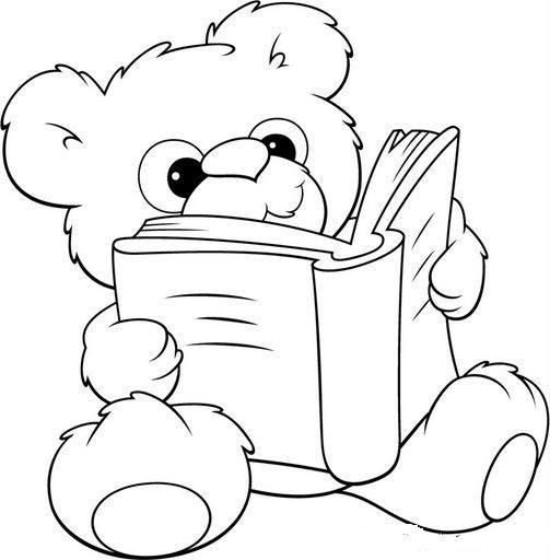 Boyama Kitapboyama Dunyakitapgunu Art Drawings For Kids Cute Coloring Pages Coloring Pages